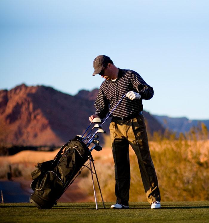 Napa Chardonnay Golf Club