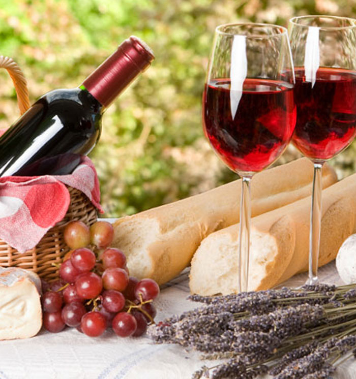California Hotel Wine Tour Package