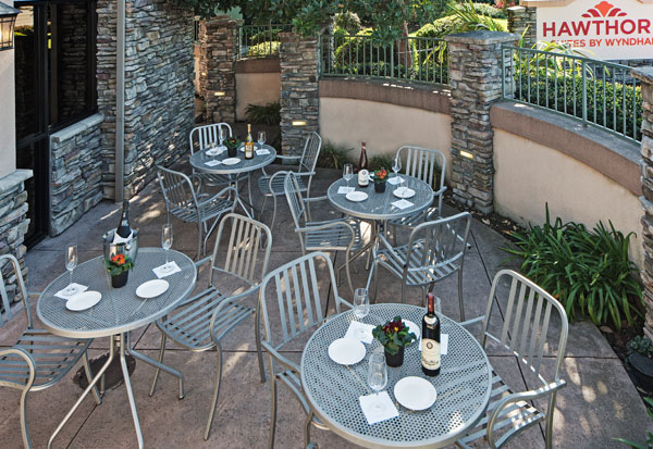 Hawthorn Suites by Wyndham Napa Valley Reviews