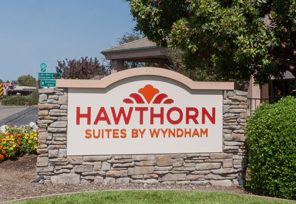 Reviews of Hawthorn Suites by Wyndham Napa Valley, California