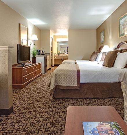 California Hotel Book Advance & Save More