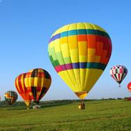 Balloon Rides at Napa