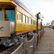 Napa Valley Wine Train, California