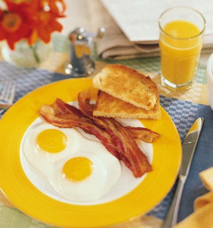 Complimentary Breakfast at Napa Hotel